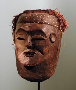 Bakuba Maske