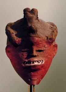 Yoruba Maske (Ngende)